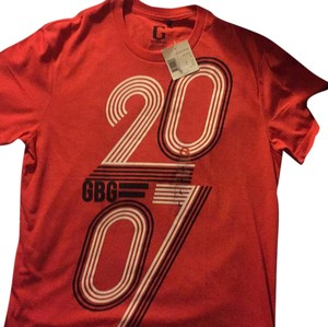 Guess T Shirt Red Hot