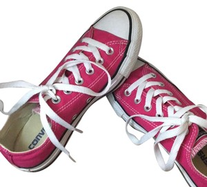 Converse Pink Fusia Athletic