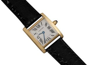 Cartier Cartier Ladies Tank Francaise Watch - 18K Yellow Gold - W5000256