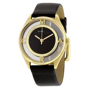 Marc by Marc Jacobs Marc Jacobs Women'sThether Three Hand Leather Watch MBM1376