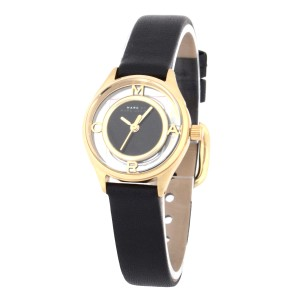 Marc by Marc Jacobs Marc Jacobs Women's Thether Three Hand Leather Watch MBM1381