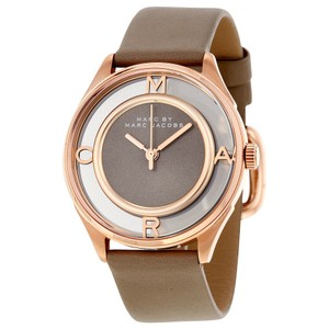 Marc by Marc Jacobs Marc Jacobs Women's Thether Three Hand Stainless Steel Watch MBM1375
