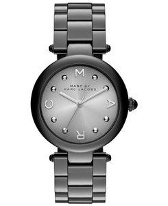 Marc by Marc Jacobs Marc Jacobs Women's Dotty Three Hand Stainless Steel Watch MJ3450