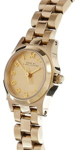 Marc by Marc Jacobs Marc Jacobs Women's Henry Dinky Gold-Tone Watch MBM3199