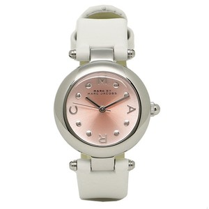 Marc by Marc Jacobs Marc Jacobs Women's Dotty Three Hand Leather Watch MJ1411