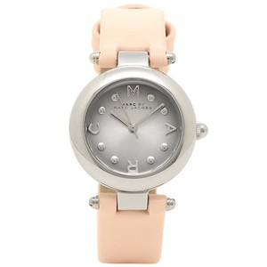 Marc by Marc Jacobs Marc Jacobs Women's Dotty Three Hand Leather Watch MJ1412