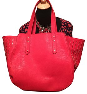 Neiman Marcus Tote in Coral