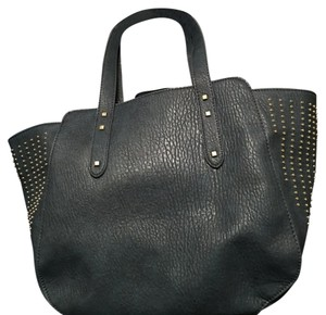 Neiman Marcus Tote in Navy Blue