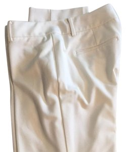Ann Taylor Trouser Pants Off white