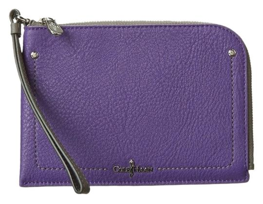 Cole Haan Phone Wristlet Cole haan leather skinny phone wallet (boxed)