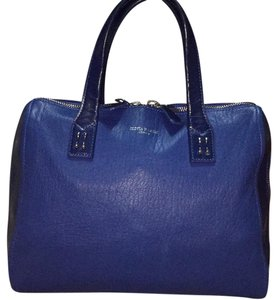 Olivia Harris Satchel in Royal Blue