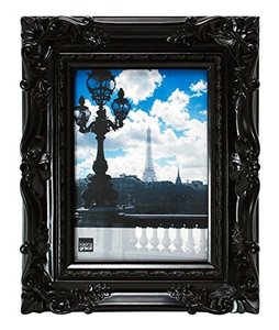 22 Kiera Grace 4x6 Black Ornate Frames
