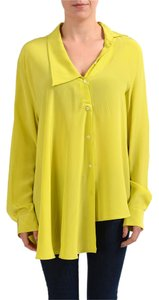 Maison Margiela Top Mustard Yellow