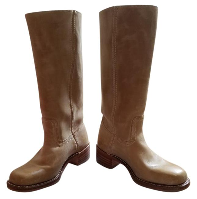 Item - Lime Campus / Italian Leather Boots/Booties Size US 9 Regular (M, B)