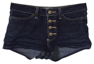 American Apparel Mini/Short Shorts Dark Blue
