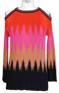 M Missoni M Knit Open Tunic