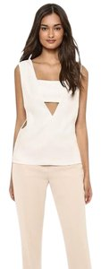Alexander Wang Helmut Lang Elizabeth And James Rag & Bone Iro Dvf Top White
