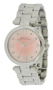 Marc by Marc Jacobs Marc Jacobs Women's Dotty Three Hand Stainless Steel Watch MJ3447