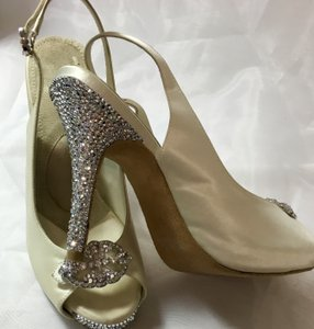 Angela Nuran L'amour Glitz Wedding Shoes