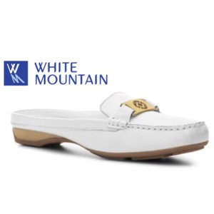 White Mountain White Flats
