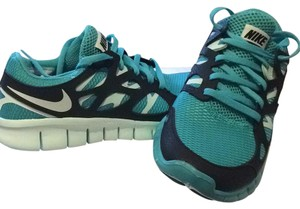 Nike Teal and black Athletic