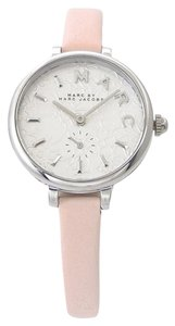 Marc by Marc Jacobs Marc Jacobs Women's Sally Three Hand Leather Watch MJ1420