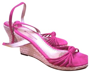 Naturalizer Pink Wedges
