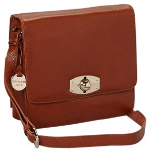 Rowallan Satchel in Chestnut