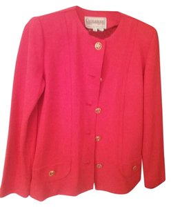 Castleberry Orange Blazer