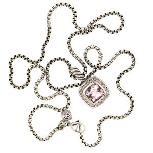 David Yurman DAVID YURMAN DIAMOND NECKLACE
