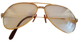 Cartier Vintage Men's Vendome Santos Glasses