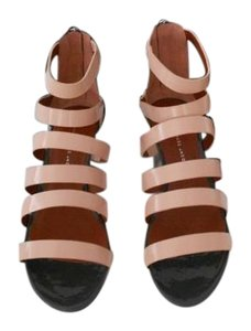 Marc by Marc Jacobs Stylish Blush/Black Sandals