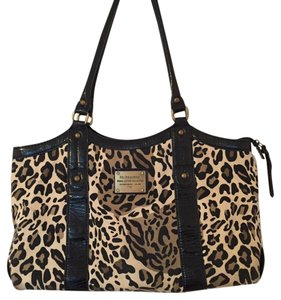 Dolce&Gabbana Large Tote in Leopard