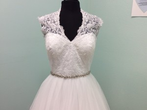 DaVinci 50296 Wedding Dress
