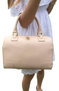 Tory Burch New Duffle Satchel in Pink
