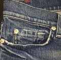 7 For All Mankind Blue Denim Shorts Size 30 (6, M) 7 For All Mankind Blue Denim Shorts Size 30 (6, M) Image 3