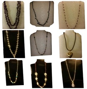 Unknown Necklace Lot