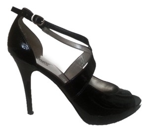 Carlos by Carlos Santana Black Platforms