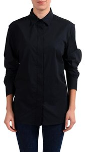 Maison Margiela Button Down Shirt Black