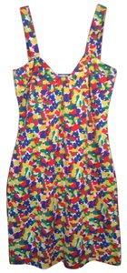 Casino short dress multi on Tradesy