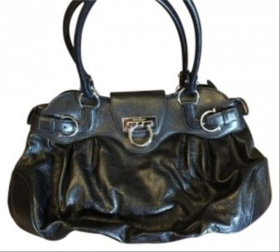 Salvatore Ferragamo Medium Marisa Shoulder Bag 70