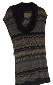 M Missoni short dress Black/multi on Tradesy
