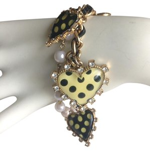 Betsey Johnson Miami Chic Charm Bracelet