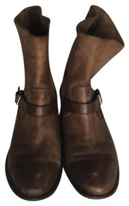 N.D.C Brown Boots
