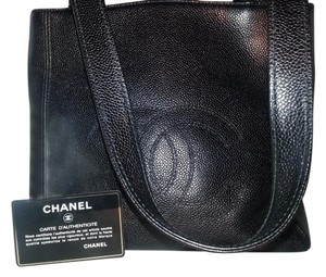Chanel Caviar Leahter Shoulder Bag