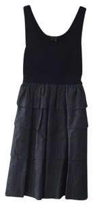 Theory short dress Black & Blue on Tradesy