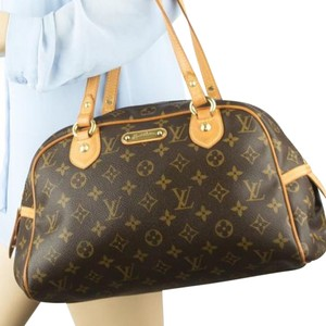 Louis Vuitton Satchel in Mono