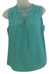 Green Envelope Top Green