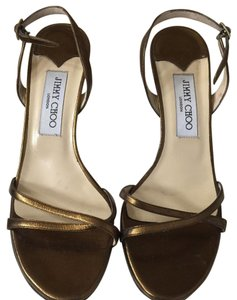 Jimmy Choo Bronze Formal