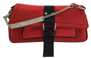 Dior Christian Red Clutch